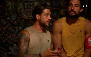 Ηλίας για Νίκο και James: Έχουν επιλέξει να είναι μόνοι τους
