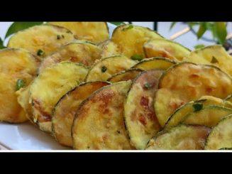 ΚΟΛΟΚΥΘΑΚΙΑ ΝΟΣΤΙΜΑ ΚΑΙ ΤΡΑΓΑΝΑ ΤΗΣ ΓΚΟΛΦΩΣ Zucchini delicious and crunchy