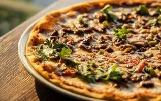 Νηστίσιμη Πίτσα... 4
