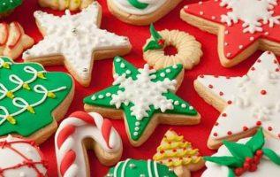 Χριστουγενιάτικα Παιδικά Μπισκοτάκια... 3