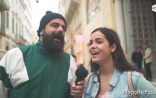 Ρεπόρτερ Πασσάς: Τι θα έκανες αν κέρδιζες 15 εκατ. ευρώ;