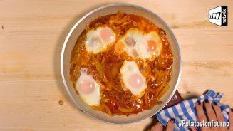 Σακσούκα, τα ανατολίτικα αβγά που θα απογειώσουν το brunch σου!