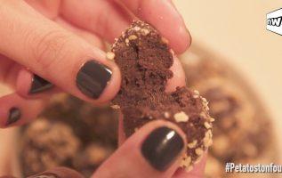 Ταχινάκια: Το σοκολατένιο πανεύκολο γλυκό χωρίς ζάχαρη!