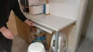 Τιπς και κατασκευές για την κουζίνα. Λύσεις για μικρή κουζίνα.