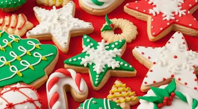 Χριστουγενιάτικα Παιδικά Μπισκοτάκια... 1