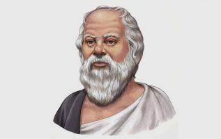 Μια μέρα κάποιος βρήκε το Σωκράτη και του είπε:... 3