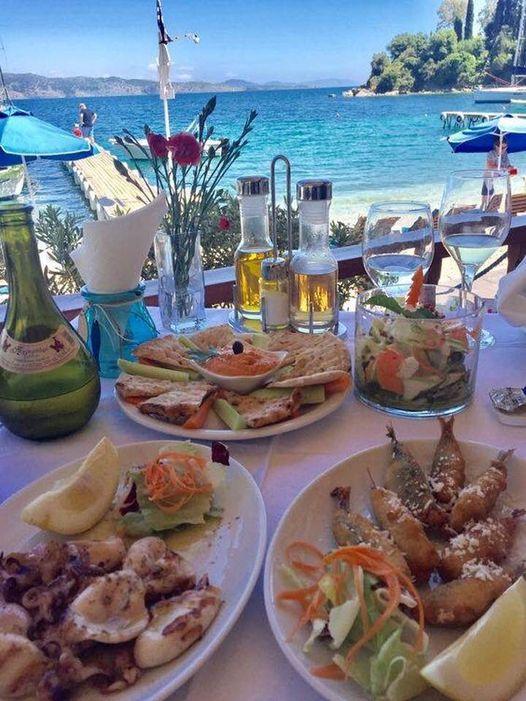 Greek Food - Greek Summer... 1