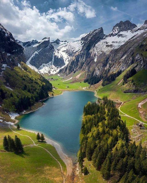 The Land of Beauty Switzerland... 1