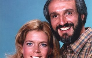 Actors Meredith Baxter and Michael Gross, who were both born on June 21, 1947! ... 5