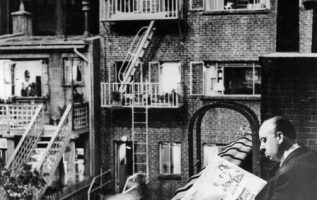 Alfred Hitchcock behind the scenes on Rear Window (1954).... 3