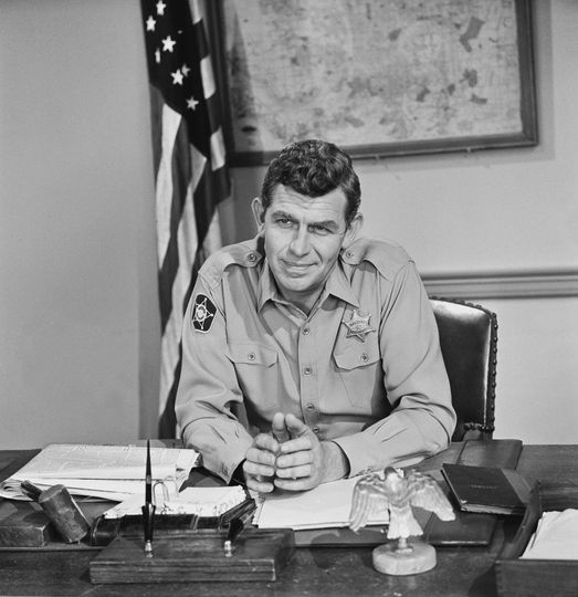 Andy Griffith (June 1, 1926 - July 3, 2012).... 1