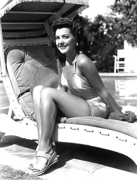 Ann Rutherford (November 2, 1917 - June 11, 2012).... 1