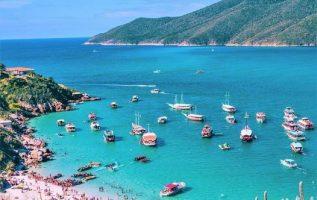 Arraial do Cabo Brazil... 7