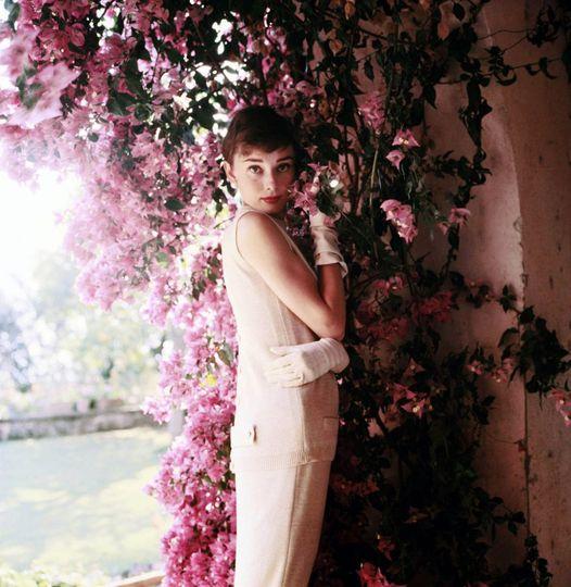 Audrey Hepburn by Norman Parkinson.... 1