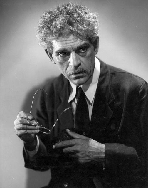 Boris Karloff in The Invisible Ray (1936).... 1