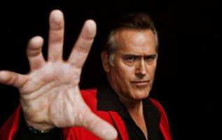 Bruce Campbell.... 5
