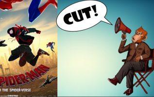 CUT! Spider-Man Into the Spider-Verse Κριτική