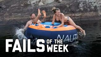 Chaos at the Lake: Fails of the Week (July 2020) | FailArmy