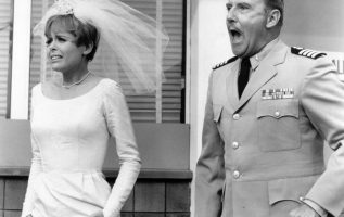 Deborah Walley (August 12, 1941 - May 10, 2001) and Gale Gordon (February 20, 19... 3
