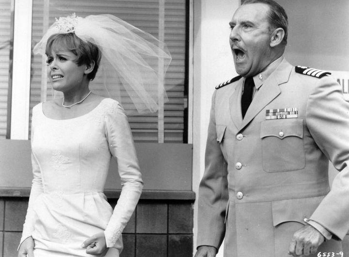 Deborah Walley (August 12, 1941 - May 10, 2001) and Gale Gordon (February 20, 19... 1