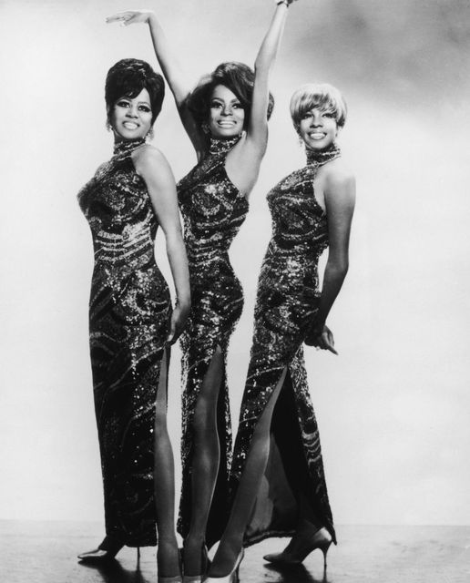 Diana Ross and The Supremes.... 1