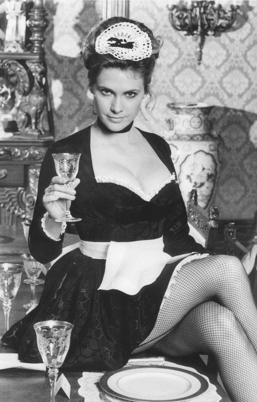 Happy Birthday to Colleen Camp who turns 68 today! Pictured here in Clue (1985)... 1
