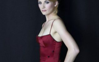 Happy Birthday to Jodie Whittaker who turns 39 today! She currently plays the T... 4