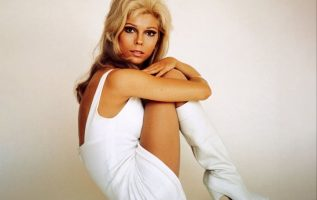 Happy Birthday to Nancy Sinatra who turns 81 today! Pictured here back in the d... 3