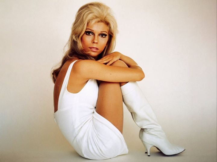 Happy Birthday to Nancy Sinatra who turns 81 today! Pictured here back in the d... 1
