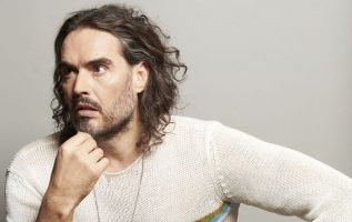 Happy Birthday to Russell Brand who turns 46 today!... 3