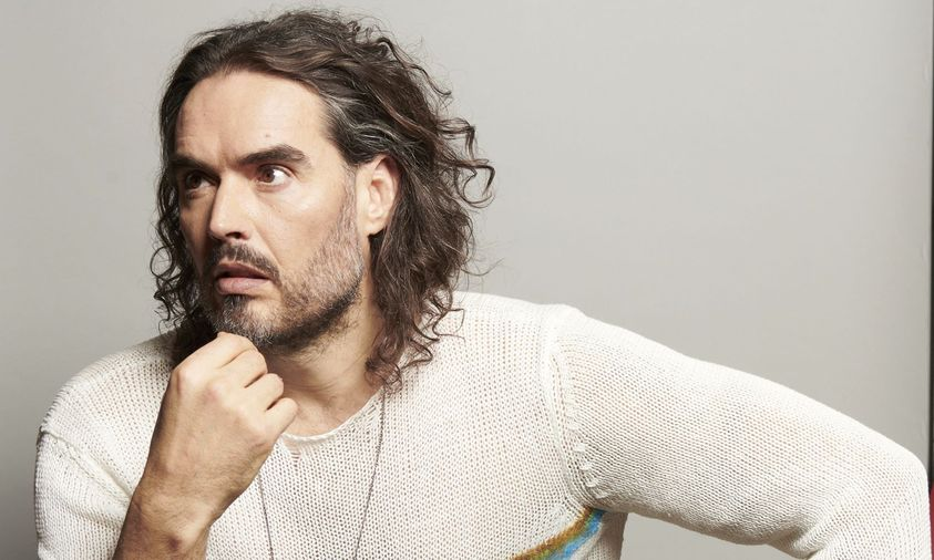 Happy Birthday to Russell Brand who turns 46 today!... 1