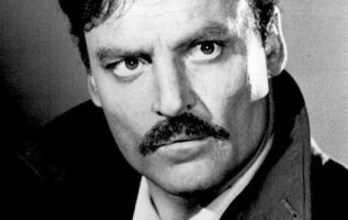 Happy Birthday to Stacy Keach who turns 80 today! Pictured here as Mike Hammer.... 3