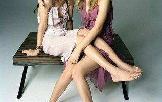 Happy Birthday to twins Mary-Kate and Ashley Olsen who turn 35 today!... 2