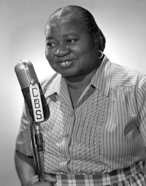 Hattie McDaniel (June 10, 1895 - October 26, 1952). The first African American t... 1