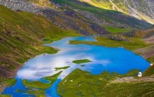 Izmis Lake , Swat Pakistan : Khwaja Saeed... 4