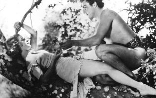 Jacqueline Wells and Buster Crabbe in Tarzan the Fearless (1933).... 5