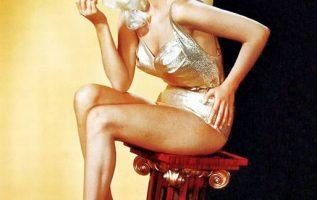 Jayne Mansfield (April 19, 1933 -June 29, 1967).... 4