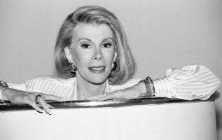 Joan Rivers (June 8, 1933 - September 4, 2014).... 3