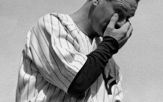 Lou Gehrig (June 19, 1903 - June 2, 1941)... 3
