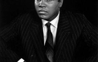 Muhammad Ali (January 17, 1942 - June 3, 2016) photographed by Yousuf Karsh.... 2