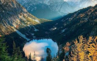 North Cascades National Park is an American national park in the state of Washin... 2