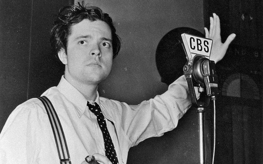 Orson Welles.... 1