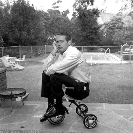Paul Newman.... 1