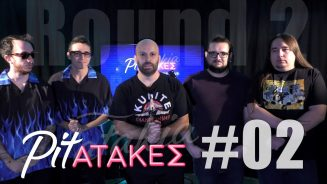 Pitατάκες Round 2 - Επεισόδιο #02