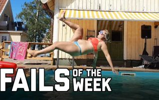 Please Help Me, I'm Falling: Fails of the Week (August 2020)