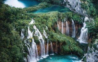 Λίμνες Plitvice, Κροατία... 4