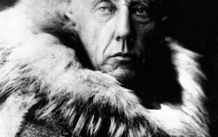 Polar Explorer Roald Amundsen (July 16, 1872 - June 18, 1928) who led the first ... 2