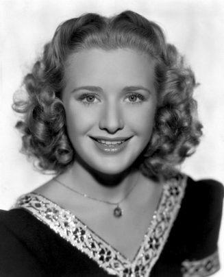 Priscilla Lane (June 12, 1915 - April 4, 1995).... 4