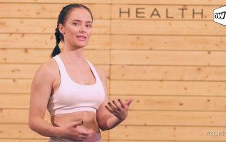 QuickFit επ. 5: Τρεις ασκήσεις που θα σε βοηθήσουν φουλ στο τρέξιμο!