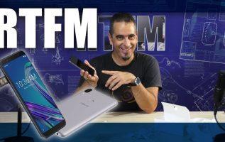 RTFM#33 - Asus Zenfone Max Pro (M1) - Επιδόσεις και ποιότητα κατασκευής σε καλή τιμή